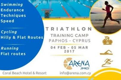 schon mal vormerken: Trainingscamp Zypern 2017