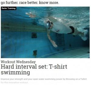 tshirt swim
