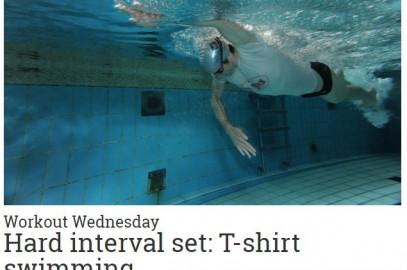 quick & dirty, kleiner Trick um seine Kraft im Wasser zu verbessern
